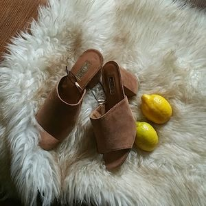 🚛Buyer gets discounted shipping 9🏁mules iBrown